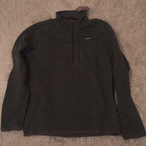 Men's Industrial Green Better Sweater